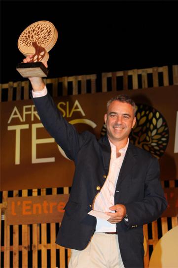 Précigraph, Histoire Vincent de Labauve d'Arifat Tekoma Award