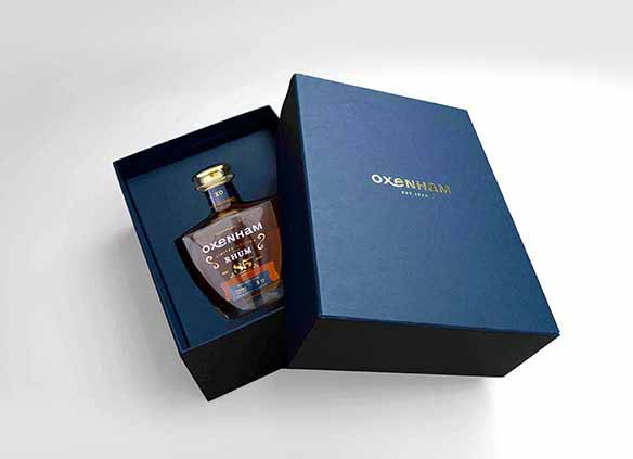Précigraph - Hot off the press, Oxenham gift box